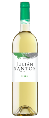 Julián Santos White wine
