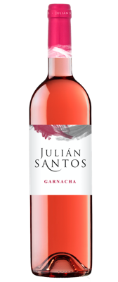 Julián Santos Rose wine