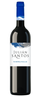 Julián Santos Red Wine